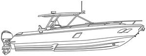 An Intrepid 400 cc Cuddy Cabin linedrawing gift idea personalized sunshirts your boat photograph performance apparel custom picture giftideas dye sublimation linedrawings boater boat lineart specifications boatiquegraphics fishing center console yachts cruisers sportfishing walkaround sailboat sailing yacht designmyshirt boatique graphics designmyshirt design tshirts shirts clipart clip art boat gift sketch vectors beach team wear cancer skin upf sunmoisture wicking longsleeve lightweight coolingtech tournament raceteam crew sunshirt