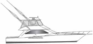 A 2005 Viking 48 convertible linedrawing gift idea personalized sunshirts your boat photograph performance apparel custom picture giftideas dye sublimation linedrawings boater boat lineart specifications boatiquegraphics fishing center console yachts cruisers sportfishing walkaround sailboat sailing yacht designmyshirt boatique graphics designmyshirt design tshirts shirts clipart clip art boat gift sketch vectors beach team wear cancer skin upf sunmoisture wicking longsleeve lightweight coolingtech tournament raceteam crew sunshirt